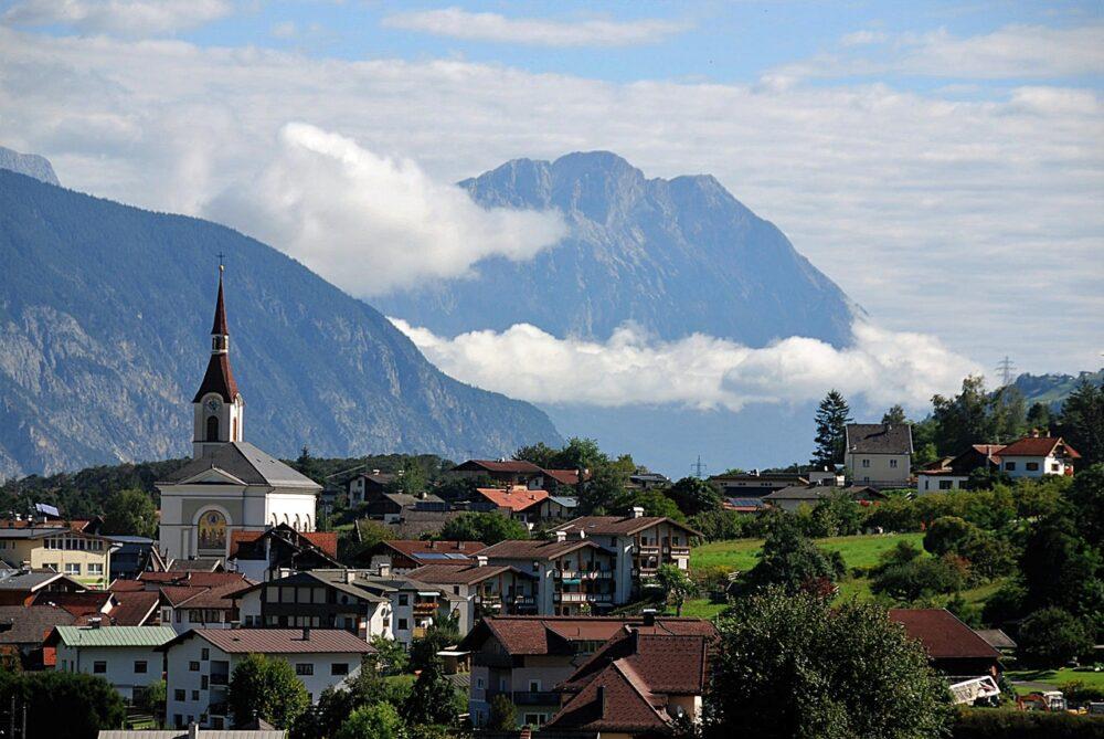 Landschaft in Österreich